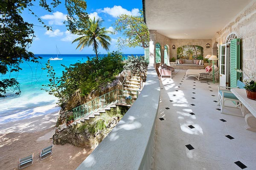Enjoy tropical relaxation in Villa Crystal Springs, Barbados
