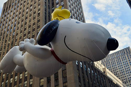 Macy's Thanksgiving Day Parade - New York City