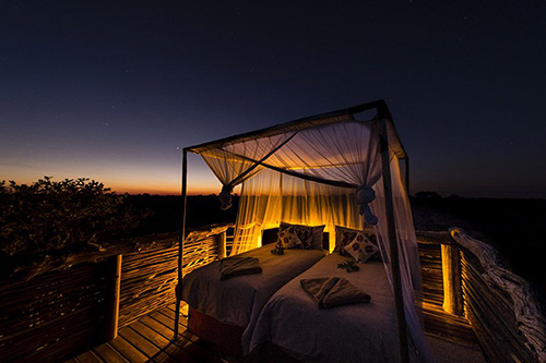 Botswana skybed