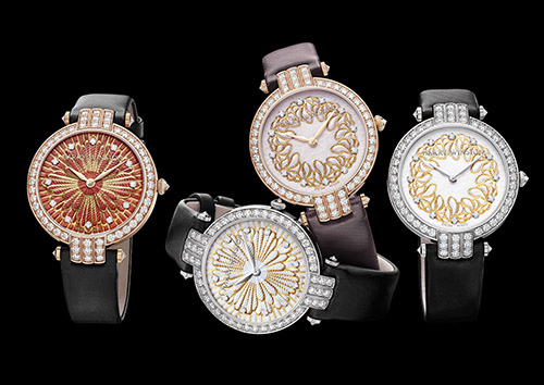 Harry Winston - Premier Delicate Silk Automatic luxury watch