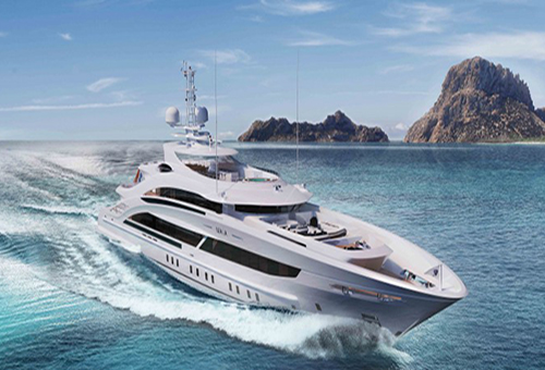 Heesen Project Maia luxury yacht