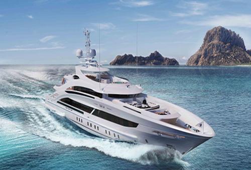 Heesen Project Maia luxury yacht