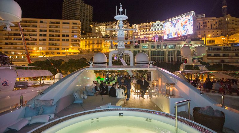 My Yacht Group - Monaco Grand Prix - F1 car race