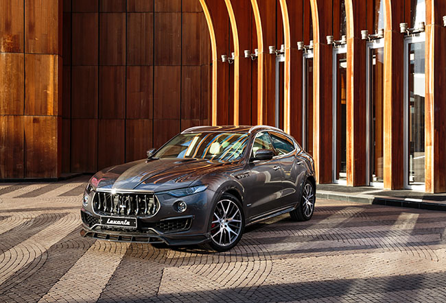 Maserati Levante Tuning Package by LARTE Design