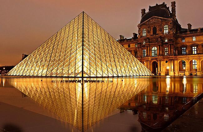 Louvre Museum - Paris, France