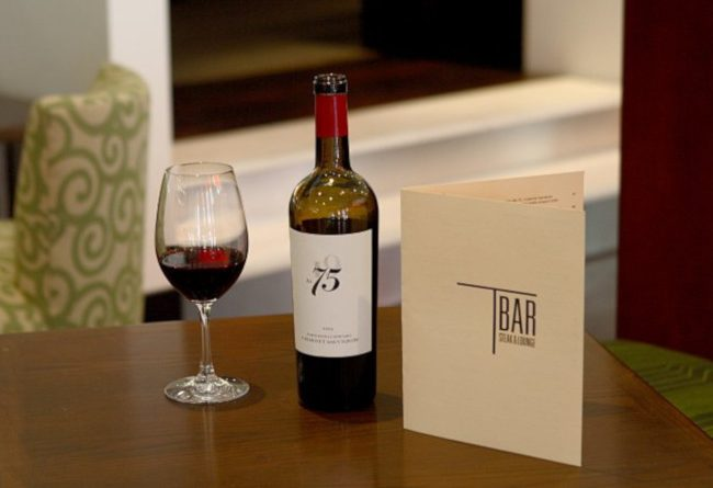 T-Bar Steak and Lounge - New York restaurant