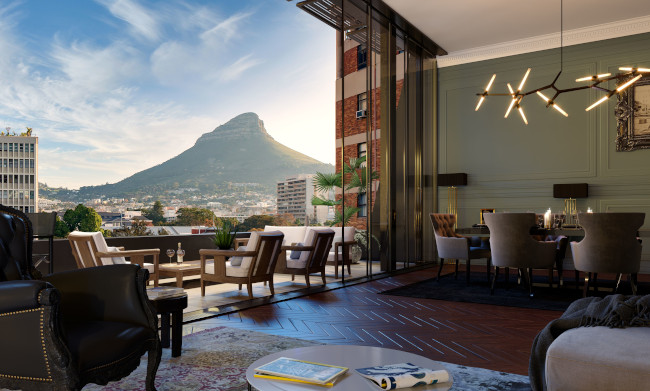 Labotessa hotel - Cape Town, South Africa
