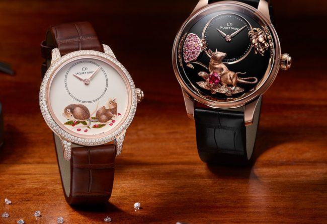 New Petite Heure Minute Watch Collection by Jaquet Droz