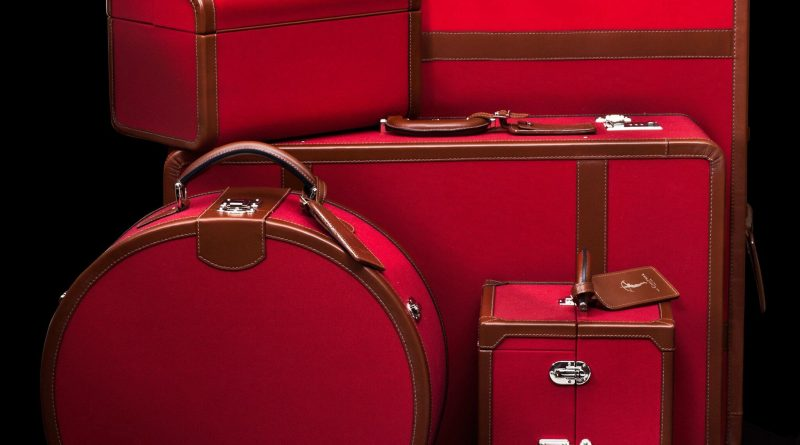 T. Anthony luxury luggage