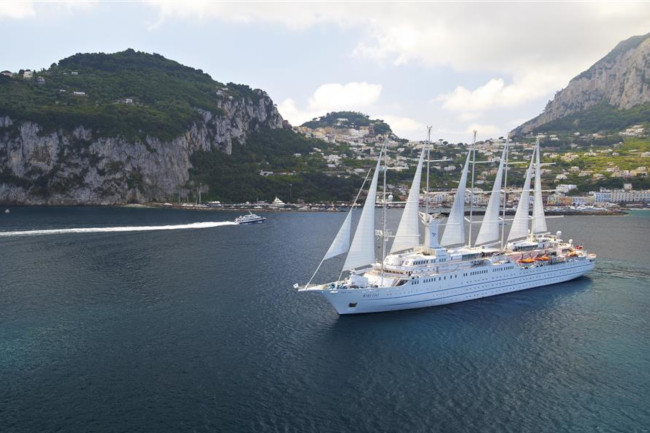 Windstar Cruises - Virtuoso ship