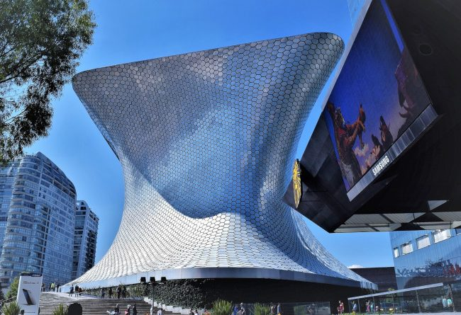 Museo Soumaya - Mexico City - Jaime Carbo artist