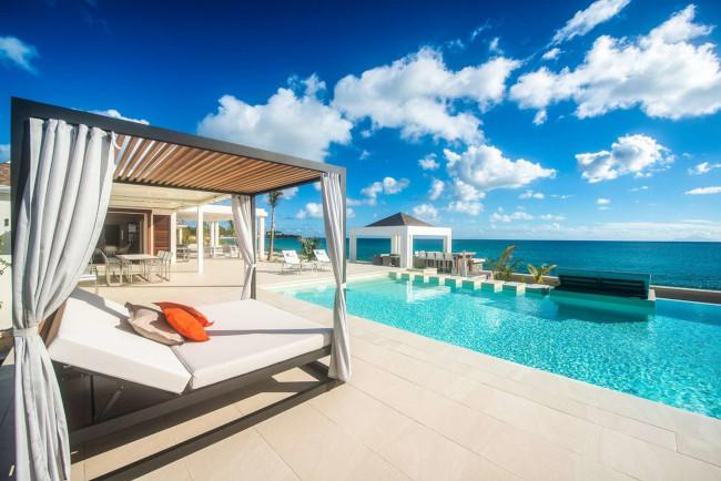 St Martin luxury villa