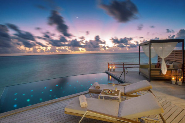 Baros Maldives - luxury resort