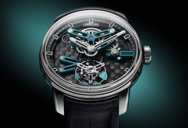 Angelus U23 luxury tourbillon timepieces