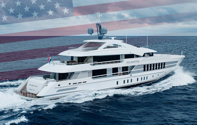 Heesen Yachts - 180 feet Steel class, Solemates luxury yacht