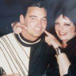 Jack Armstrong - Liza Minnelli - 1989 NYC
