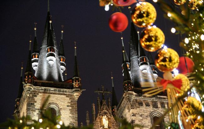 Christmas in Prague - Czech capital