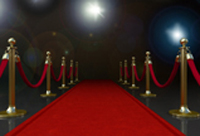 Attend A Red Carpet Event